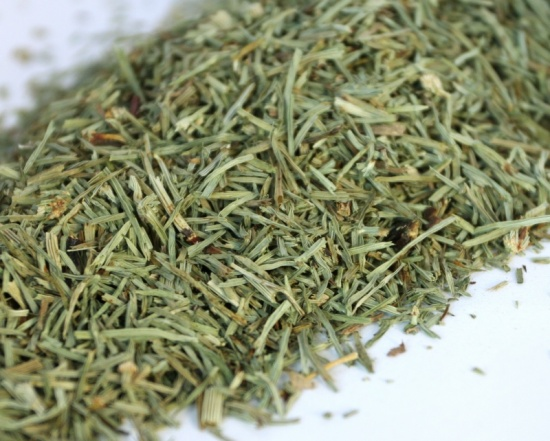 HORSETAIL WILD HARVESTED LOOSE DRIED HERB FOR TEA & INFUSION