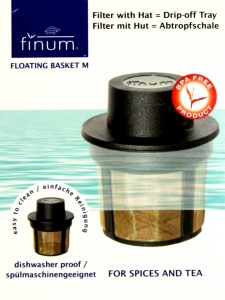 Finum Floating Filter Basket