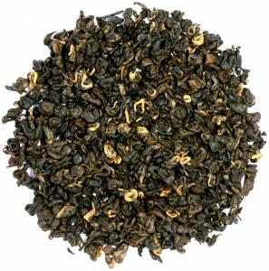 Red Snail Black Yunnan Tea