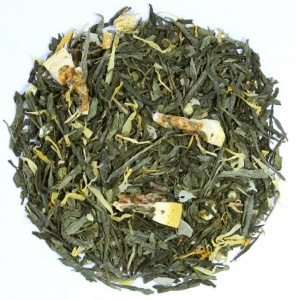 Green Harmony Sencha tea