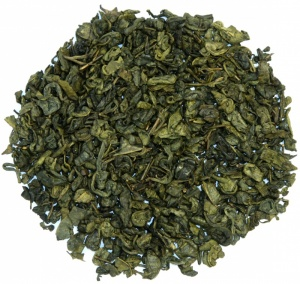 Gunpowder Earl Grey Green Tea