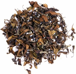 Red Mu Tan, Black Peony Matured tea