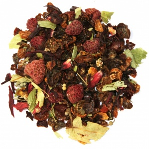 Linden and Raspberry fruit Tea