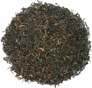Pu Erh Earl Grey Tea