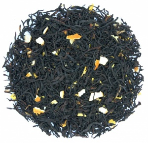 Sweet Lemon Rum Black tea